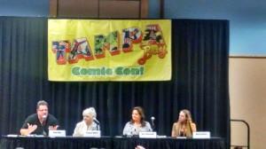 Panels Tampa Bay Con 2015