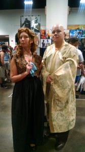 Tampa Bay Comic Con Games of thrones