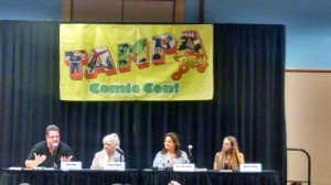 Panels Tampa Bay Con 2015
