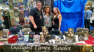 Tampa Bay Comic Con 2015 TTB Authors