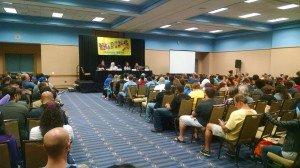 Tampa Bay Comic Con 2015 well attended panels